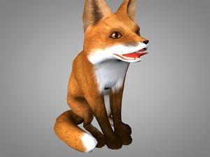 fox 3D