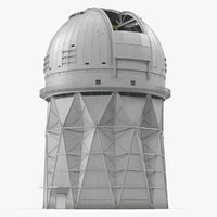 kitt peak national observatory 3D model