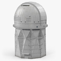 3D model kitt peak national observatory