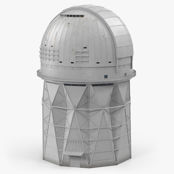 3D model kitt peak national observatory