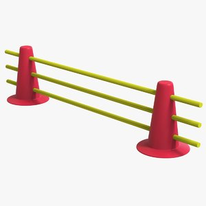 3D training cones