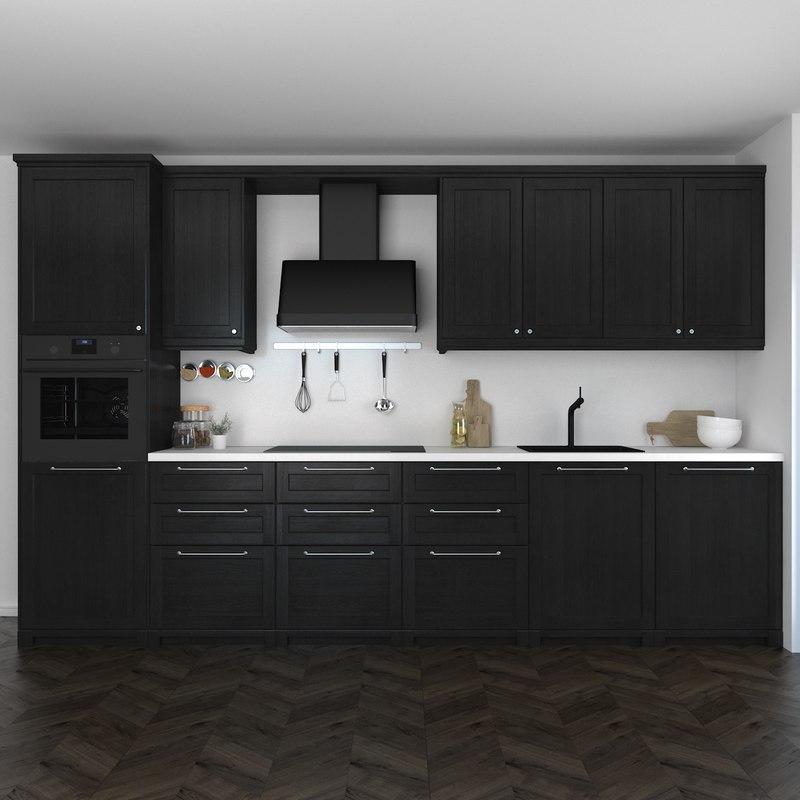kitchen ikea model