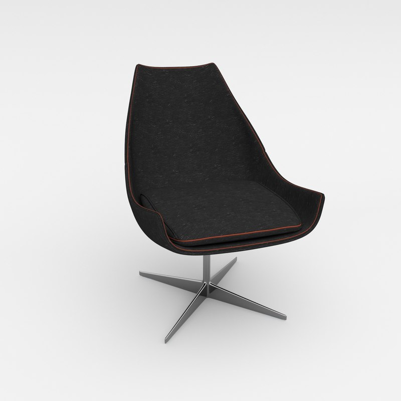 chair desiree ego 3D