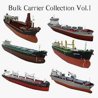 3D bulk carriers