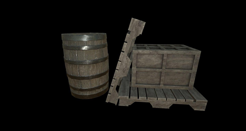 pack crate barrel model