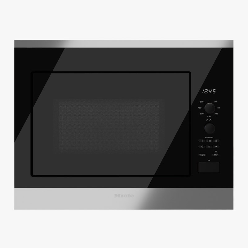 3D oven microwave