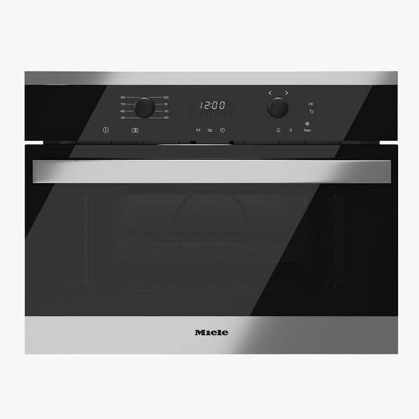 3D model oven microwave