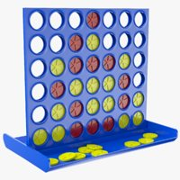 Connect Four Kids Game