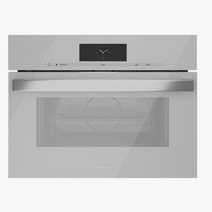 3D oven steam