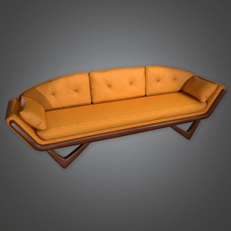 3D model pbr ready -