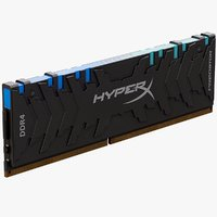 3D kingston predator hyper-x ddr4 model