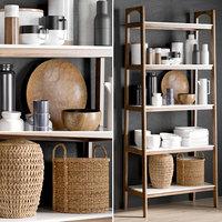 3D kitchen accessories 3 model