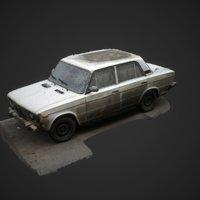 scan 2106 3D model