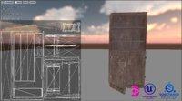 3D unreal medieval model