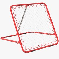 tchoukball equipment 3D model