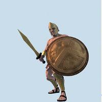 3D spartan games