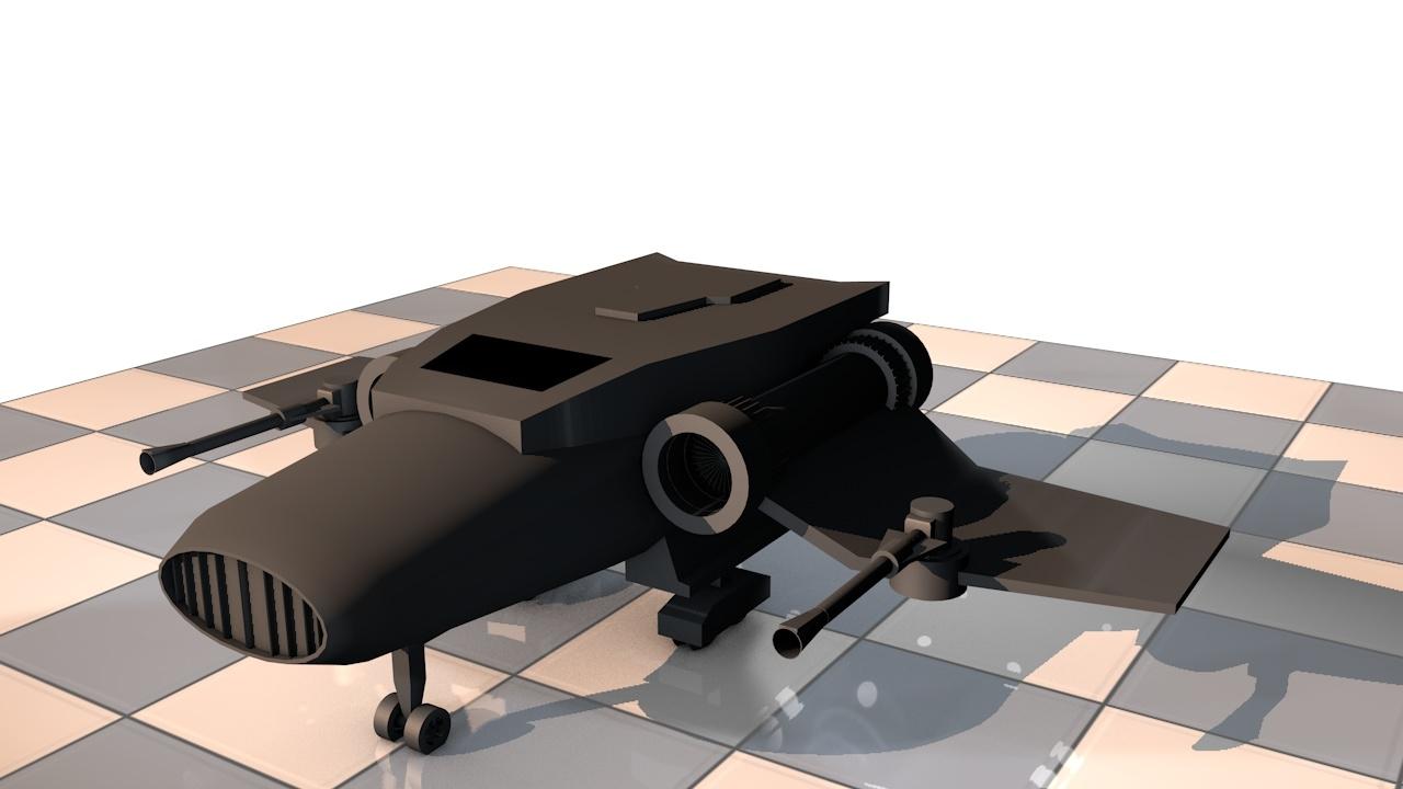 3D model isp6