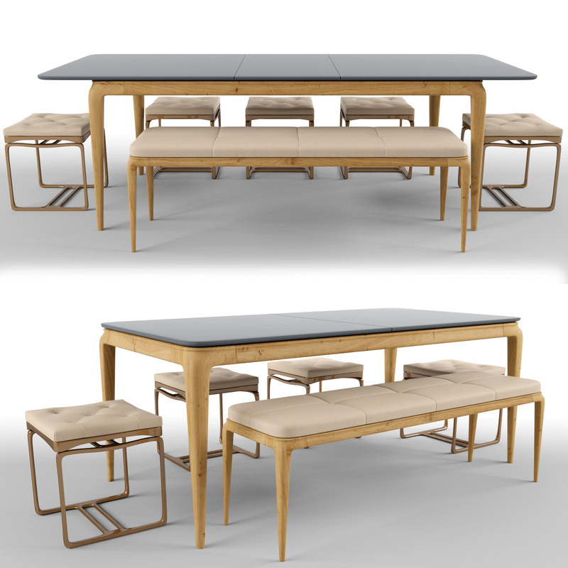 table chair set 5 model