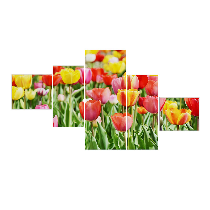 3D flower wall pictures
