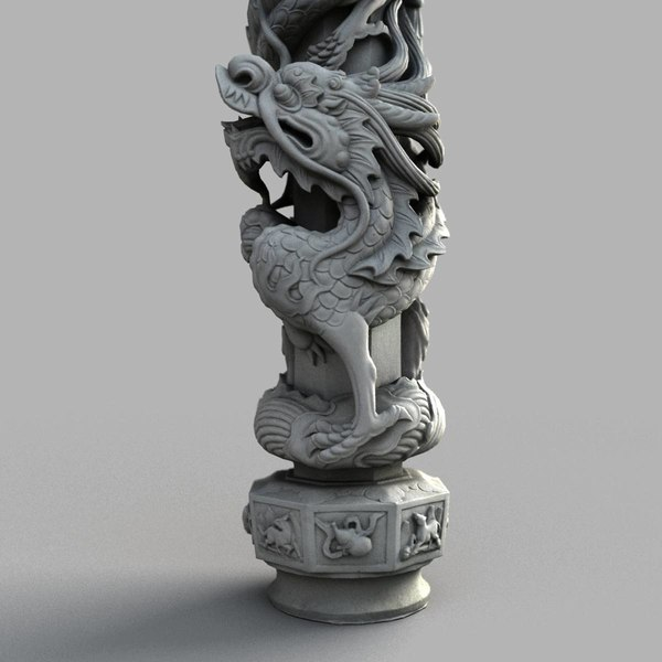 dragon-030 dragon model