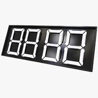 manual score panel model