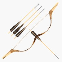 Composite Mongolian Bow