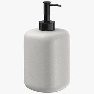 3D soap dispenser 02