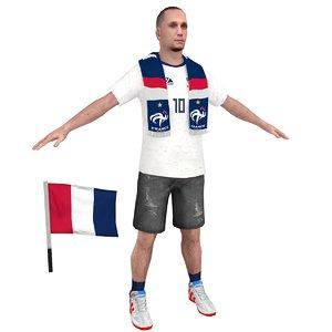 soccer fan 2 model