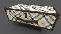 suitcase case model