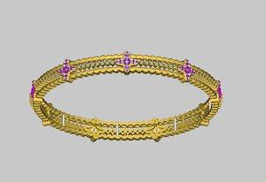 3D print bangle