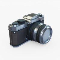 digital camera slr model
