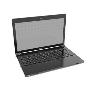 lenovo laptop 3D model