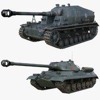 tank 001 3D