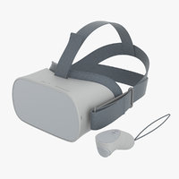 oculus controller model