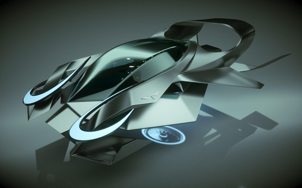 3D originally designed