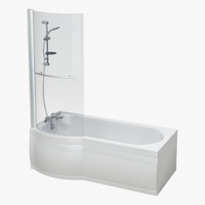 bath shower model