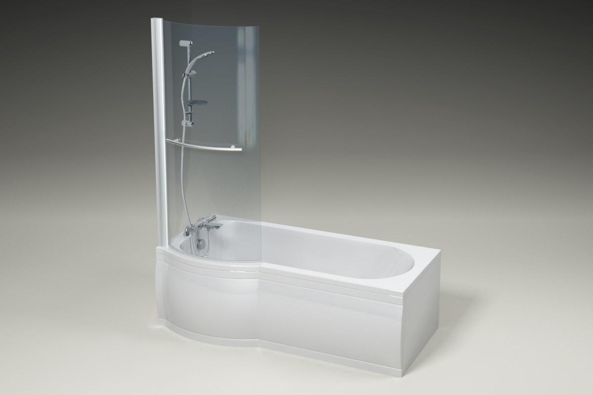 bath shower model