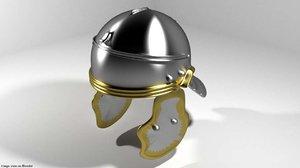 ancient combat gallic model