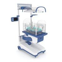 3D medical equipment med model