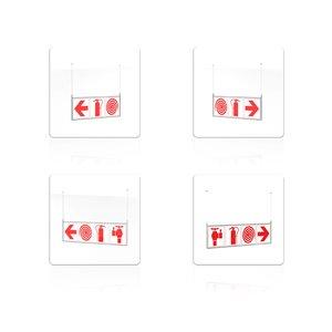 3D signage 3