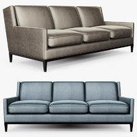 3D rudin - seat sofa model