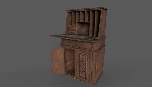 secretary 3D