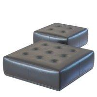 3D molteni euston pouf