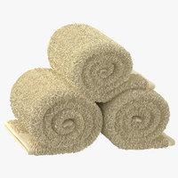 3D towel
