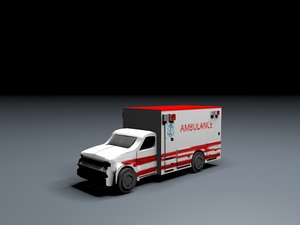 ambulance model