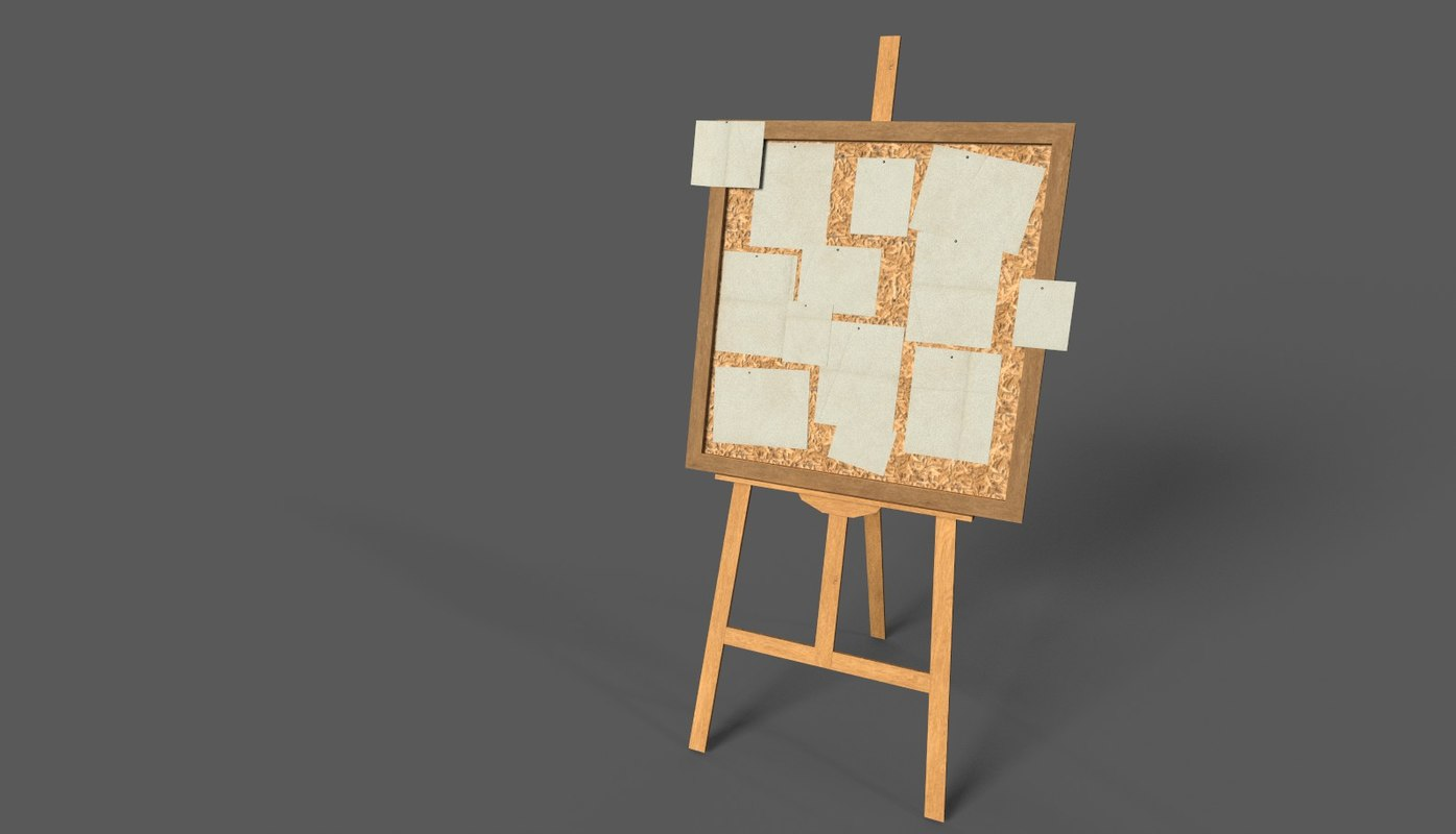 tripods paper 3D