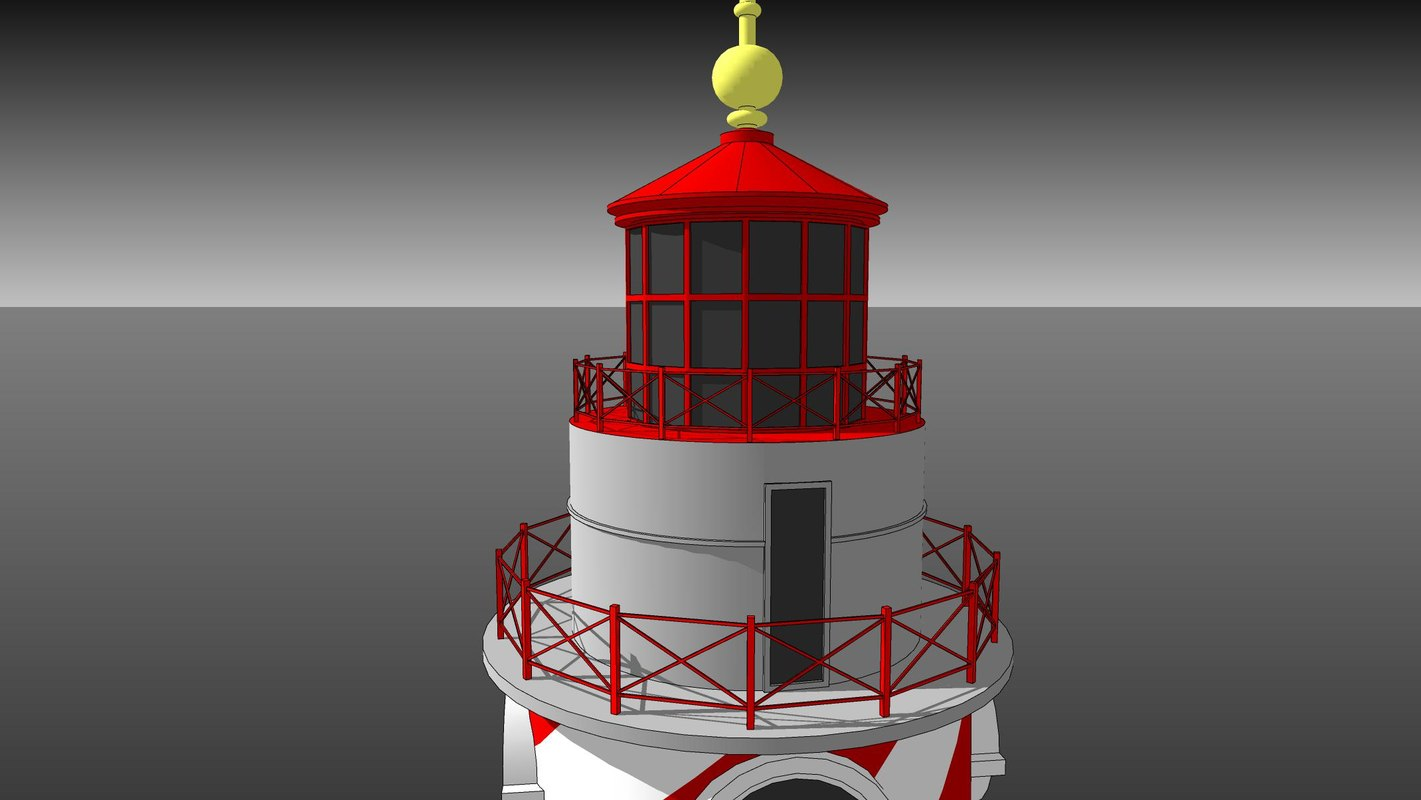 lighthouse dr poole 3D model