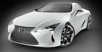 lexus lc 500 3D model