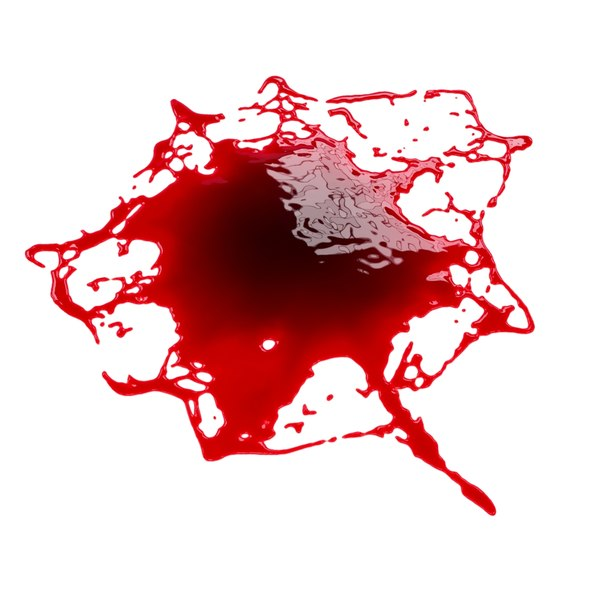 3D blood stain 2