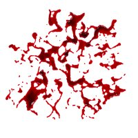blood stain 4 model